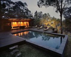Bowen Mountain #Residence by CplusC Architectural Workshop   Murray Fredericks #Architects