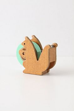 Squirreled Away Tape Dispenser