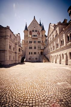 Neuschwanstein Castle - Schwangau Germany