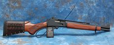 Grizzly Custom Guns Backpacker Scout Marlin Package Lever Action SBR Short Barreled Rifle 2