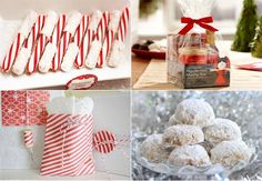 Creative gift ideas from cookies to holiday packaging.