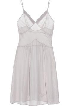 silk chemise  by stella mccartney