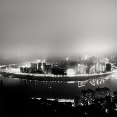 City of Fog — Well executed series of photos taked in Chongqing, China by Martin Stavars.