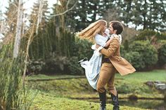 This Pride and Prejudice-themed proposal make you feel all of the things