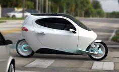 C-1 Vehículo eléctrico  lit motors 1