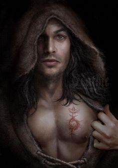 Fantasy Men Art, Pictures, Images warrior, artists, beds, charact, come backs, black dagger brotherhood, fantasi art, tattoo, art pictures