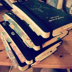 MOLESKINE journals - need.