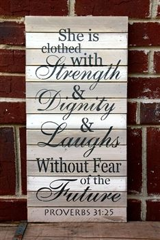 Without Fear Sign.