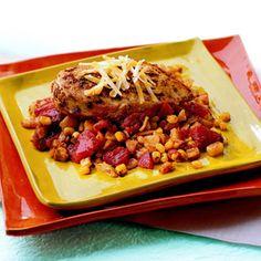 Chipotle-Chicken Casserole