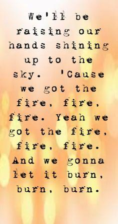 Burn | Ellie Goulding