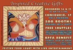 KPFA Crafts Fair for 2013