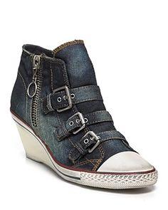Ash Wedges - Gin Sneakers | Bloomingdale's