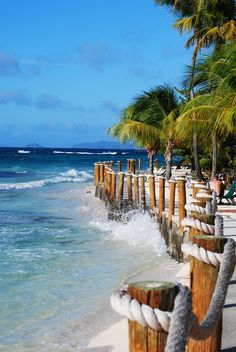 Palm Island, The #Grenadines #All Inclusive Caribbean Vacations