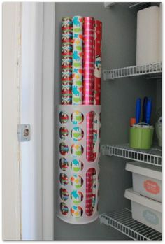 I love this for my broom closet
