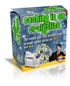 Cashing In on Craigslist (MRR)  http://www.tradebit.com/filedetail.php/8728759-cashing-in-on-craigslist-mrr