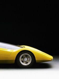 1969 Ferrari 512S Berlinetta Speziale by Pininfarina