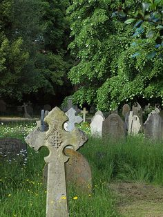 Hither Green Cemetary London