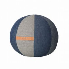 Pouf Ferm Living / Denim. *-*