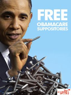 Obamacare suppositories
