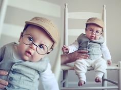 Sweet little boy)