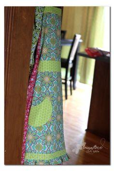 Fun DIY apron Allthatfabric.etsy.com