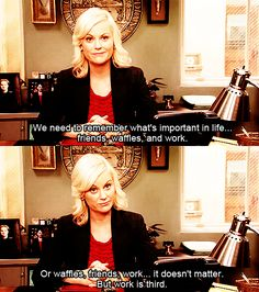 love #parks and recreation
