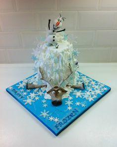 Frozen - Olaf & Sven from Frozen