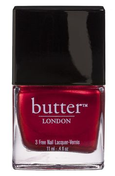 butter LONDON '3 Free' Nail Lacquer Knees Up