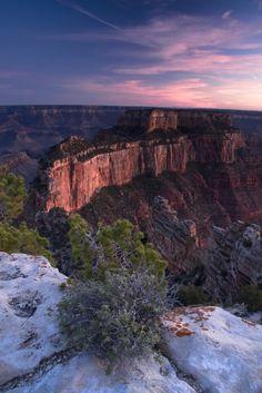 North Rim of Grand Canyon, Arizona, CA, USA, by Aeon Jones, on flickr.