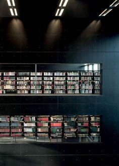 University Library UBU Utrecht, Photo: Jan Bitter Fotografie