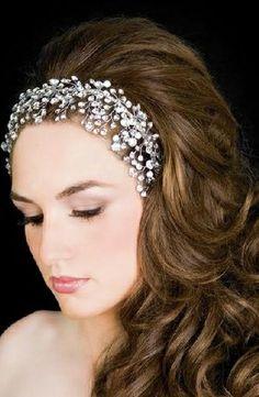 Christie Lauren: Headpiece