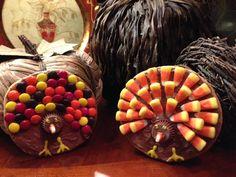 Sugar Cookies Turkeys
