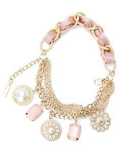LIZ LISA charm bracelet