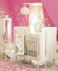 Sweet Furniture for Sweet Baby Rooms #KBHomes