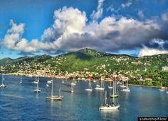 Perfection. friends, sailing, honeymoon destinations, us virgin islands, places, honeymoons, yachts