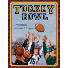 Turkey Bowl by Phil Bildner. ER BIL