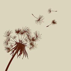 dandelion tattoo | Tumblr