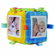 Mary Meyer Taggies Plush Treasures Photo Cube by Mary Meyer. $24.99. From the Manufacturer                Little ones will love this soft and engaging picture cube. With fun and colorful patterns, cute pals and easy picture pockets to hold special memories, every side offers hours of fun and comforting playtime. An engaging way for baby to remember loved ones near and far. Patented Taggies are based on the idea that babies and kids love to rub satin edges. Taggies offer...