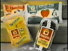 Hostess Fruit Pies commercial from the early 1980's