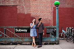 Subway engagement