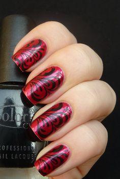 Pretty! #nails #nailpolish