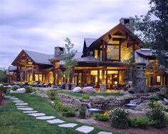beautiful Colorado home where I hope to live one day