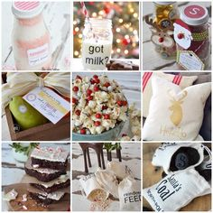 Christmas projects, gift ideas, printables, and recipes | theidearoom.net