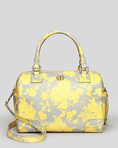 Tory Burch Satchel - Robinson Middy | Bloomingdale's