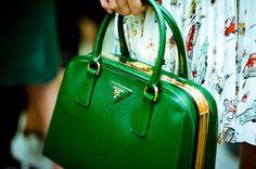 Emerald Prada