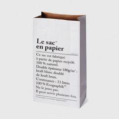 Paper Bag be-poles