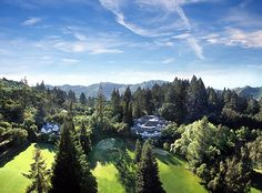 Meadowood, Napa Valley.....the most beautiful and romantic resort in all of Napa!
