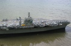 Look closely, this aircraft carrier is made of legos.