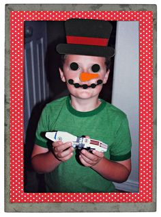 Alter your photos for Christmas and Holiday fun with Pazzles. Make magnet add-ons for metal-backed photo frames!