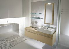 lepo umirjena, cleanses, vanities, shelving, bathrooms
